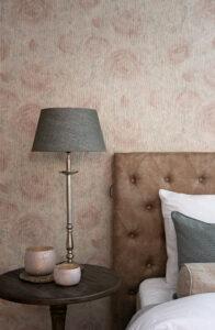 Tapet – RM Wallpaper Mystic Flower beige BESTILLINGSVARER