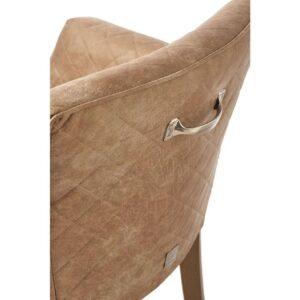 Spisebordsstol – Waverly Dining Armchair Pellini, camel BESTILLINGSVARER