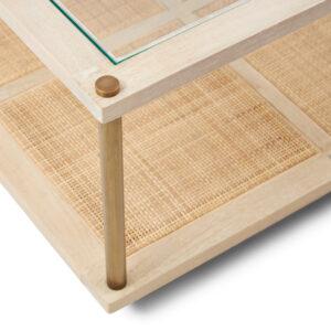 Sofabord - The Raffles Coffee Table 70x70  BESTILLINGSVARER