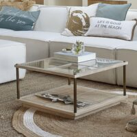 Sofabord - The Raffles Coffee Table 70x70  BESTILLINGSVARER