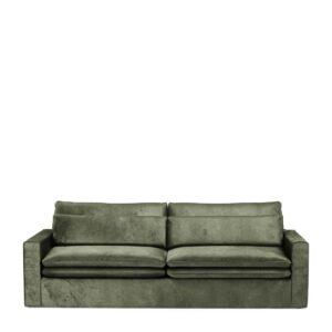 Sofa - Continental Sofa,Velvet BESTILLINGSVARER