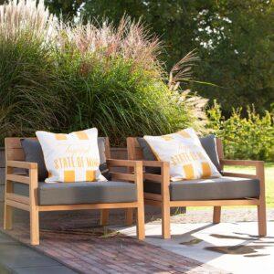 Lænestol - Cristo Lounge Armchair Outdoor BESTILLINGSVARER