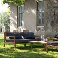 Havesofa - Cristo Lounge Sofa Outdoor BESTILLINGSVARER