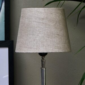 Lampeskærm - Loveable Linen Lampsh nat. 15x20