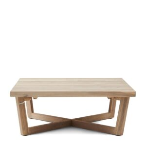 Havebord - Port Melbourne Outdoor Coffee Table 90x90 BESTILLINGSVARER