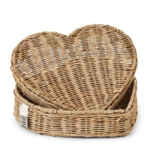 RR Happy Heart Basket Low