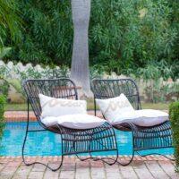 Outdoor Carolina Port Lounge Chair BESTILLINGSVARER