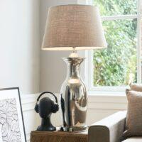 Lampeskærm - Loveable Linen Lampsh nat. 35/45