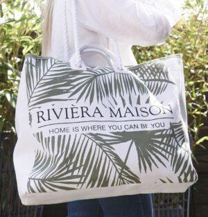 RM Tropical Leaves Bag - GRATIS ved køb over 760.- på accessories