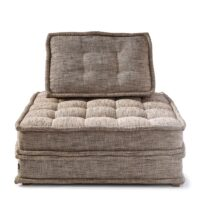 The Uptown Sofa, melee, light brown PÅ LAGER
