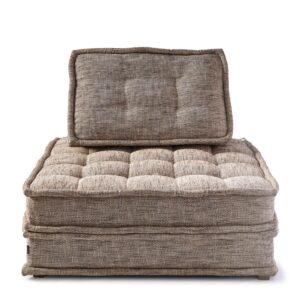 The Uptown Sofa, melee, light brown PÅ LAGER