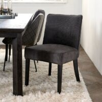 Bridge Lane Dining Chair Diamond Stitch Sorrento 801 BESTILLINGSVARER