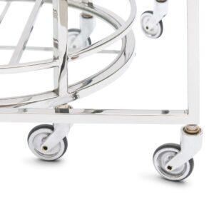 Barbord - Crosby Street Bar Cart S/2