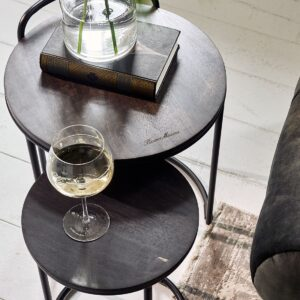 Sidebord - Shoreditch End Table S/2