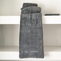 Håndklæde - RM Hotel Towel anthracite 140x70