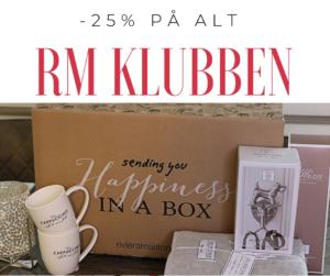 Abonnement - RL Klubben -25% på ALLE møbler&interiør