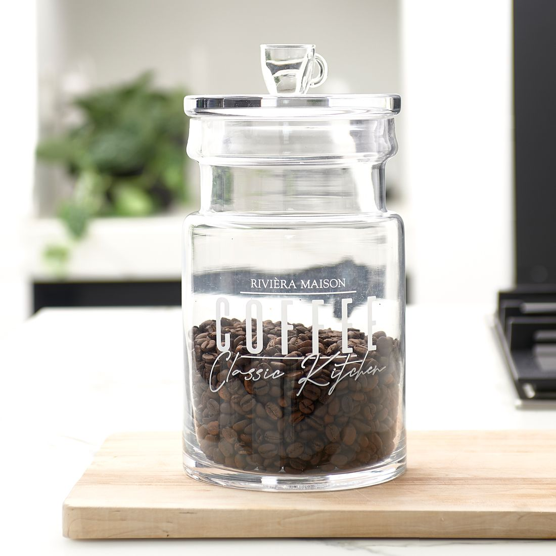 Glaskrukke - Classic Kitchen Storage Jar M