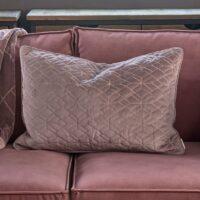 Pude - Ballad Mauve Pillow Cover 65x45