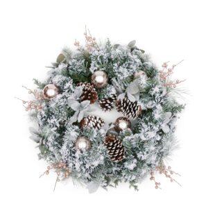 Julekrans - Merry Everything Christmas Wreath 60cm
