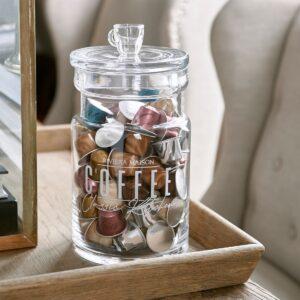 Glaskrukke - Classic Kitchen Storage Jar M UDSOLGT, KOMMER IGEN
