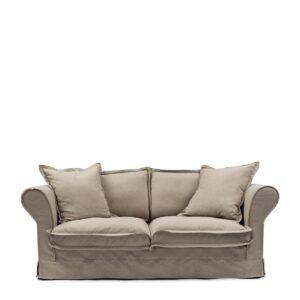 Carlton Sofa, washed cotton - 3,5 pers el. 2,5 pers BESTILLINGSVARER