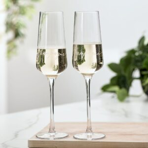 Champagneglas - RM Champagne Glass 4 stk.