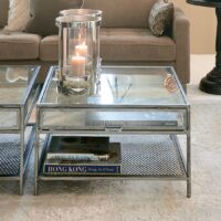 Sofabord - Chloe Coffee Table 70x70 BESTILLINGSVARER