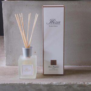 Duft diffuser m. pinde - RM Home Fragrance Ibiza 200 ml