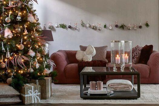 Jul hos Rosen-Lund Riviera Maison