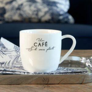 Kop - S'il Vous Plaît Café Mug