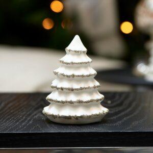 Lille hvid juletræ - Prettiest Christmas Tree S