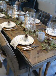 Spisebord – Le Bar Americain Dining Table 220 - UDSTILLINGSMODEL
