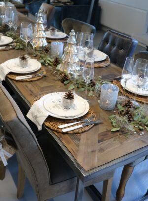 Spisebord – Le Bar Americain Dining Table 220 - Brugt bord