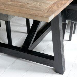 Spisebord - Hudson Dining Table Extendable BESTILLINGSVARER