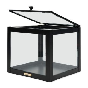 Box - All Time Favourite Storage Box black 30x30