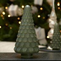 Juletræ - Winter Wonderland Christmas Tree L