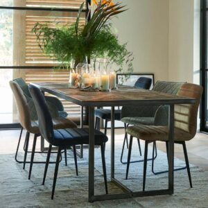 Spisebord – Le Bar Americain Dining Table 220 - Brugt bord