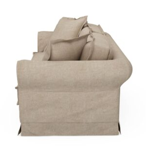 Carlton Sofa 3,5 Seater, washed cotton - 3,5 pers el. 2,5 pers BESTILLINGSVARER