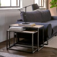 Sidebord - Le Bar Americain End Table S/2