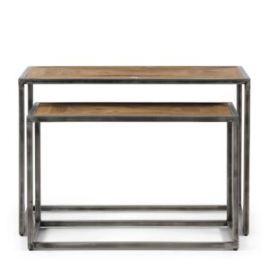 Sidebord - Le Bar Americain End Table S/2