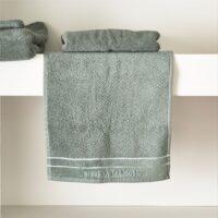 Håndklæde - RM Elegant Guest Towel moss 50x30