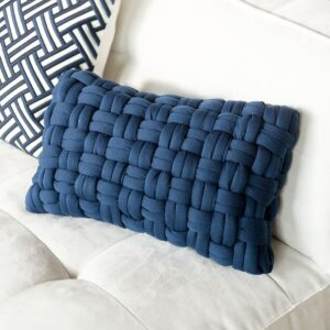 Pude - Yacht Club Knot Pillow Cover