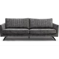 Sofa - The Camille Sofa 3 Seater, Washed Cotton BESTILLINGSVARER