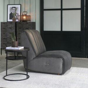 Elektrisk lænestol - Monterey Recliner Chair, leather, charcoal - BESTILLINGSVARER
