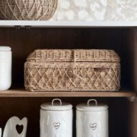 Brødbox - RR Diamond Weave Bread Basket