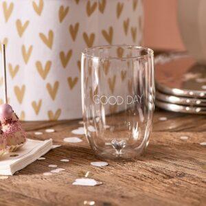 Drikkeglas - Good Day Glass L