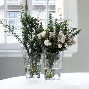 MORSDAG TILBUD Glasvase - Lovely Heart Vase