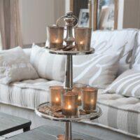 Glas opsats - Berkeley Glass Cakestand 3 Levels