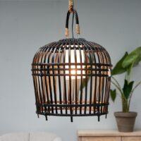 Lampe - San Carlos Hanging Lamp black S