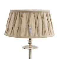 Lampeskærm - Cambridge Lampshade naturel 23 x 30